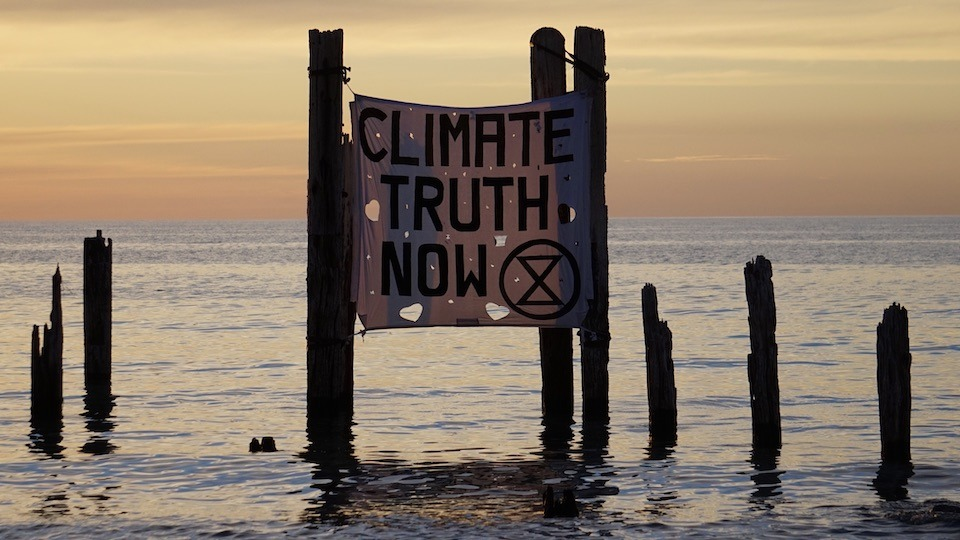 Do elections matter? To Extinction Rebellion, not so much…