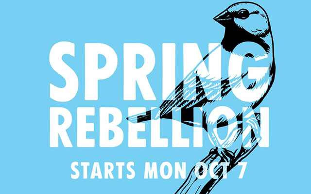 Adelaide Spring Rebellion