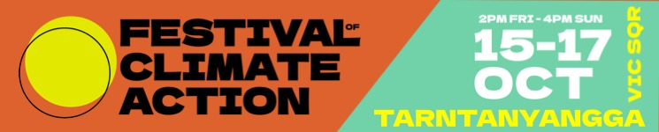 ☀️ Festival of Climate Action